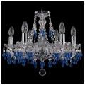 Bohemia Ivele Crystal 1410/6/160/Ni/V3001, E14, 240 Вт