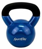 Гиря цельнолитая Sport Elite ES-0287 8 кг