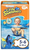 Huggies трусики Little Swimmers (12-18 кг) 11 шт.