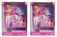Кукла Defa Lucy с близнецами, 29 см, 8359
