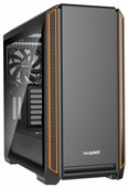 Компьютерный корпус be quiet! Silent Base 601 Window Orange