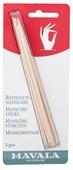 Mavala Палочки для маникюра деревянные Manicure Sticks, 5 шт.