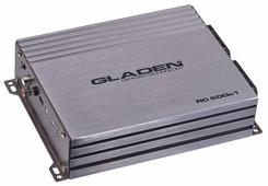 Автомобильный усилитель Gladen RC 600c1