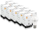 Упаковка светодиодных ламп 10 шт gauss 23210, E27, A60, 10Вт