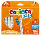 "Carioca Фломастеры ""Baby"" 12 шт. (42814)"