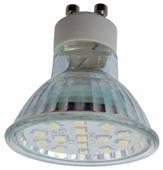 Лампа светодиодная Ecola T1TW30ELC, GU10, MR16, 3Вт