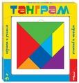 Головоломка Step puzzle Танграм (89812)