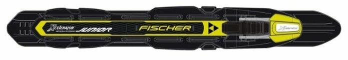 Крепления для беговых лыж Fischer Xcelerator Classic Jr NIS