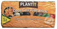 Субстрат кокосовый Plantit Универсальный 5 л.