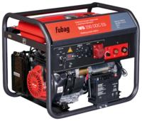 Бензиновый генератор Fubag WS 230 DDC ES (5000 Вт)