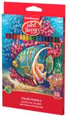 ErichKrause Цветные карандаши ArtBerry 18 цветов (32879)