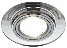 Встраиваемый светильник Ambrella light 8160 CL, хром