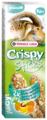 Лакомство для грызунов Versele-Laga Crispy Sticks с экзотическими фруктами