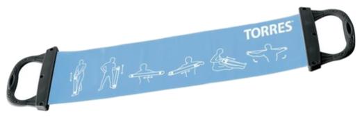 Эспандер лента TORRES с ручками (AL0025) 76 х 15 см