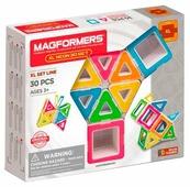 Магнитный конструктор Magformers XL Neon 706006-30