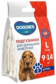 Подгузники для собак Медмил Petmil WC Doggies L