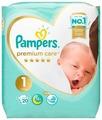 Pampers подгузники Premium Care 1 (2-5 кг) 20 шт.