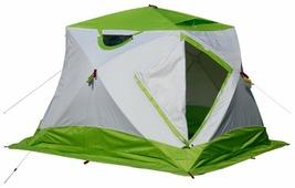 Палатка ЛОТОС Куб 4 Компакт Термо