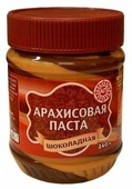 АП Арахисовая паста шоколадная