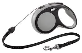 Поводок-рулетка для собак Flexi New Comfort S тросовый