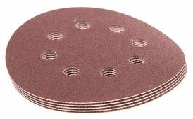 Шлифовальный круг на липучке Hammer 214-004 125 мм 5 шт