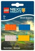 LEGO Набор ластиков Nexo knights 4 шт.
