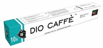 KSP Caffe Кофе в капсулах Dio Caffe Espresso Ricco (10 капс.)