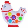 Интерактивная развивающая игрушка Азбукварик Веселушки Курочка