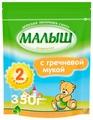 Смесь Малыш Истринский (Nutricia) 2 с гречневой мукой (с 6 месяцев) пакет 350 г