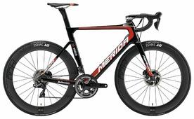 Шоссейный велосипед Merida Reacto Disc Team-E (2019)
