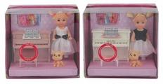 Кукла Defa Lucy Урок музыки 15 см 8391 в ассортименте