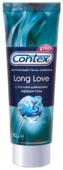 Гель-смазка Contex Long Love с охлаждающим эффектом
