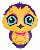 Feltrica Набор для изготовления мягкая игрушка Сова (4627130653256)