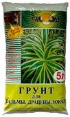Грунт БИУД для пальмы, драцены, юкки 5 л.