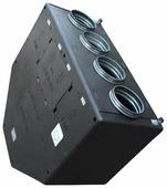 Вентиляционная установка TURKOV Zenit-550 HECO