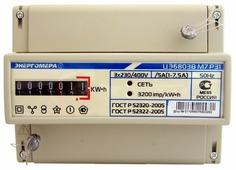 Энергомера ЦЭ6803В 1 230В 1-7,5А 3ф.4пр. М7 Р31