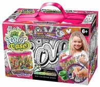 Danko Toys Косметичка-раскраска My Color Case Love (COC-01-04)