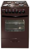 Комбинированная плита Лысьва ЭГ 1/3г14 МС коричневый