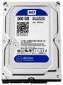 Жесткий диск Western Digital WD Blue Desktop 500 GB (WD5000AZRZ)