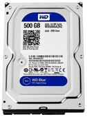 Жесткий диск Western Digital WD Blue Desktop 500 GB (WD5000AZRZ)
