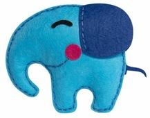 Feltrica Набор для изготовления мягкая игрушка Слоник (4627130657971)