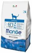 Корм для кошек Monge Functional Line Urinary Rich in Chicken