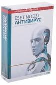 ESET NOD32 Антивирус - продление лицензии (3 ПК, 1 год) коробочная версия