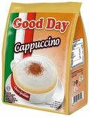 Растворимый кофе Good Day Капучино с сахаром и шоколадной крошкой, в пакетиках