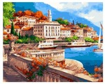 "Color Kit Картина по номерам ""На набережной"" 40х50 см (CG931)"