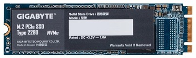 Твердотельный накопитель GIGABYTE M.2 PCIe SSD 256GB (GP-GSM2NE8256GNTD)