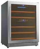 Встраиваемый винный шкаф Cold Vine C40-KST2
