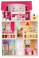"Eco Toys кукольный домик ""Malinowa"" 4109"