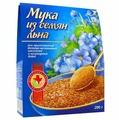Мука Специалист из семян льна, 0.2 кг