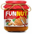 Funnut Арахисовая паста Кранчи